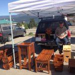 Bill Doebert at Sorrento Village Farmers' Market